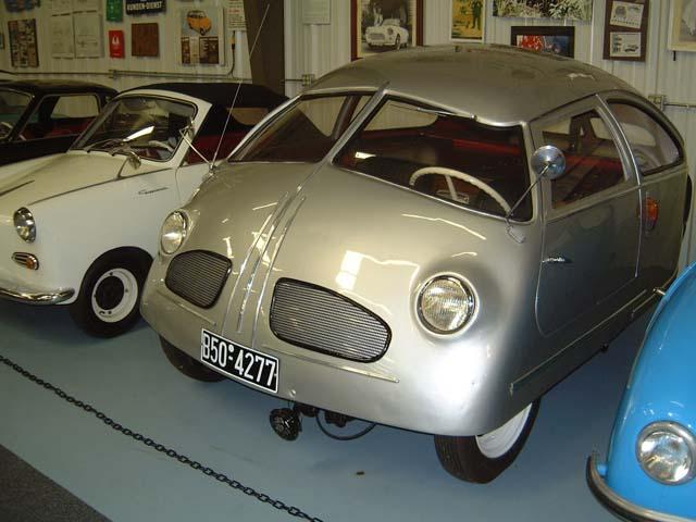 Hoffmann Auto-Kabine Silver21