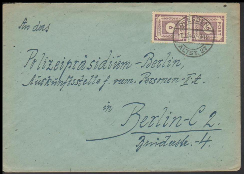 Ostsachsen (OPD Dresden) -Sowjetische Besatzungszone- - Seite 10 58a10