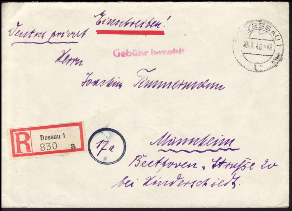 Provinz Sachsen -Sowjetische Besatzungszone - Seite 2 Dessau10