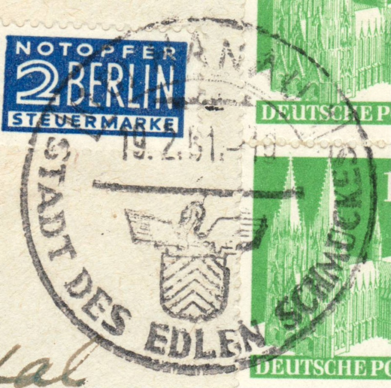 1945 - Ortswerbestempel - Deutschland nach 1945 (Handstempel) - Seite 2 Ows24a10