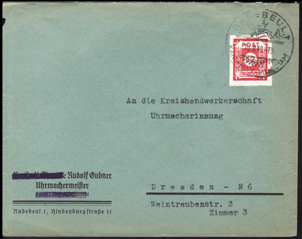 Ostsachsen (OPD Dresden) -Sowjetische Besatzungszone- - Seite 10 Rade10