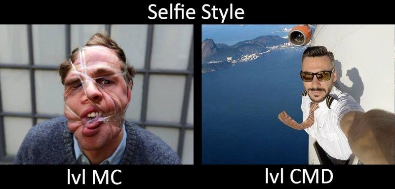 Gags de la CMD - Page 3 Selfie10