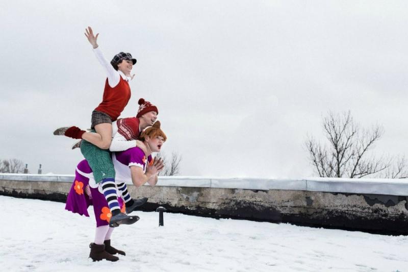 Ледовые шоу Ильи Авербуха *Мама*, *Малыш и Карлсон*, *Рождественские встречи*, а также различные новогодние шоу на льду - Страница 3 0f92fe10