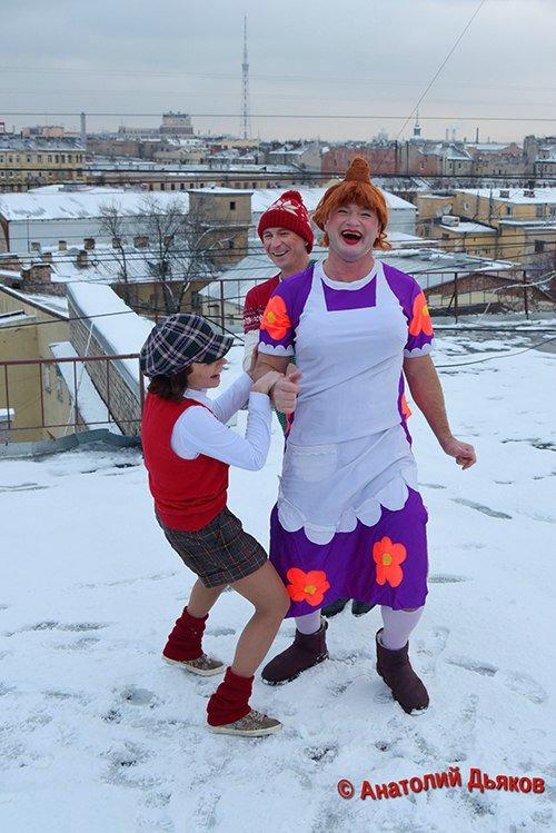 Ледовые шоу Ильи Авербуха *Мама*, *Малыш и Карлсон*, *Рождественские встречи*, а также различные новогодние шоу на льду - Страница 3 502ffd10