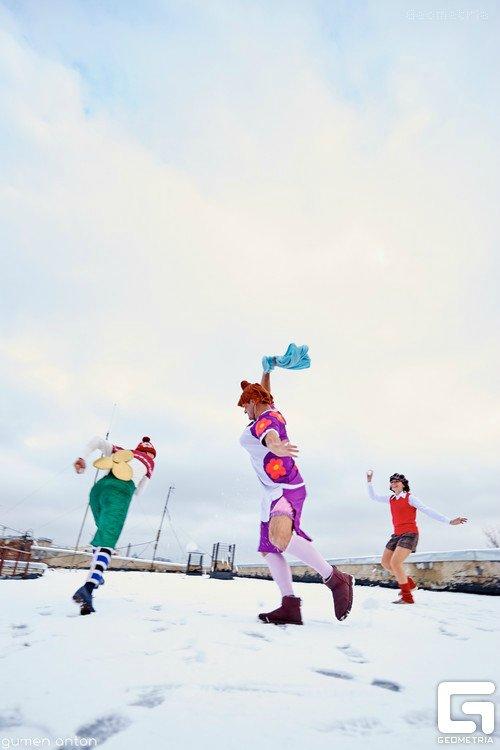 Ледовые шоу Ильи Авербуха *Мама*, *Малыш и Карлсон*, *Рождественские встречи*, а также различные новогодние шоу на льду - Страница 3 B940f510