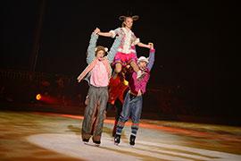 Ледовые шоу Ильи Авербуха *Мама*, *Малыш и Карлсон*, *Рождественские встречи*, а также различные новогодние шоу на льду Mama_i13