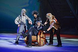 Ледовые шоу Ильи Авербуха *Мама*, *Малыш и Карлсон*, *Рождественские встречи*, а также различные новогодние шоу на льду Mama_i17