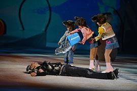 Ледовые шоу Ильи Авербуха *Мама*, *Малыш и Карлсон*, *Рождественские встречи*, а также различные новогодние шоу на льду Mama_i20