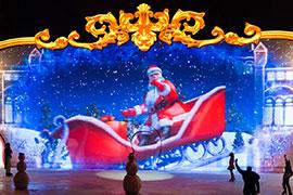 Ледовые шоу Ильи Авербуха *Мама*, *Малыш и Карлсон*, *Рождественские встречи*, а также различные новогодние шоу на льду Mama_i21