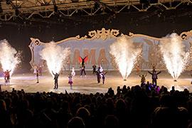 Ледовые шоу Ильи Авербуха *Мама*, *Малыш и Карлсон*, *Рождественские встречи*, а также различные новогодние шоу на льду Mama_i23