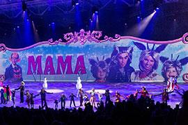 Ледовые шоу Ильи Авербуха *Мама*, *Малыш и Карлсон*, *Рождественские встречи*, а также различные новогодние шоу на льду Mama_i24
