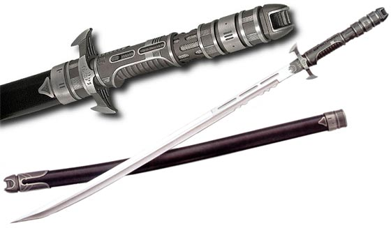 Nova Gauner's Armors/Weapons Sword10