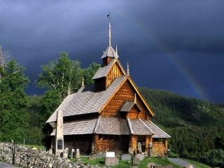 """Norvège : Les """"stavkirke"""", églises en """"bois debout"""", et secondairement bien d'autres aspects de ce magnifique pays et de sa culture... - Page 9 Eidsbo15"""