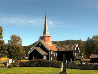"""Norvège : Les """"stavkirke"""", églises en """"bois debout"""", et secondairement bien d'autres aspects de ce magnifique pays et de sa culture... - Page 9 Flesbe12"""