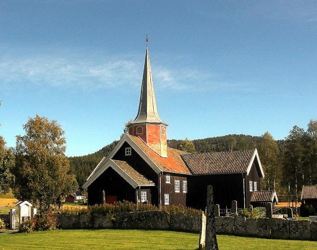 """Norvège : Les """"stavkirke"""", églises en """"bois debout"""", et secondairement bien d'autres aspects de ce magnifique pays et de sa culture... - Page 9 Flesbe16"""