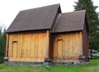 """Norvège : Les """"stavkirke"""", églises en """"bois debout"""", et secondairement bien d'autres aspects de ce magnifique pays et de sa culture... - Page 9 Haltda11"""