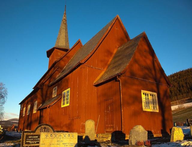 """Norvège : Les """"stavkirke"""", églises en """"bois debout"""", et secondairement bien d'autres aspects de ce magnifique pays et de sa culture... - Page 9 Hegge213"""