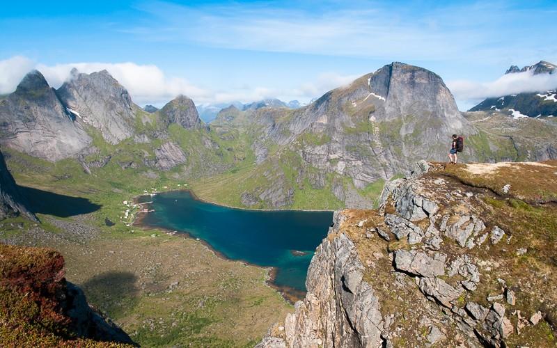 """Norvège : Les """"stavkirke"""", églises en """"bois debout"""", et secondairement bien d'autres aspects de ce magnifique pays et de sa culture... - Page 9 Hiking10"""