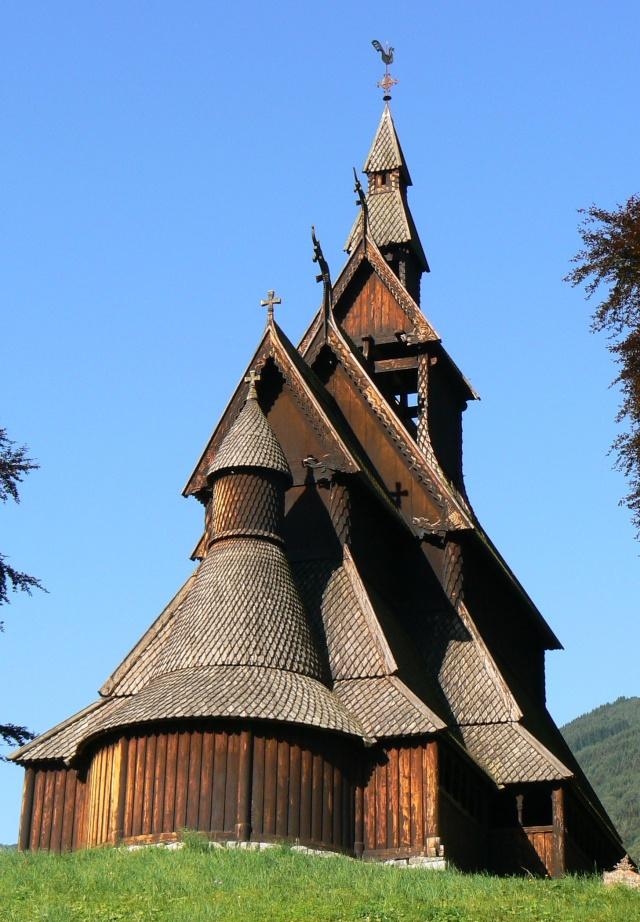 """Norvège : Les """"stavkirke"""", églises en """"bois debout"""", et secondairement bien d'autres aspects de ce magnifique pays et de sa culture... - Page 9 Hopper12"""