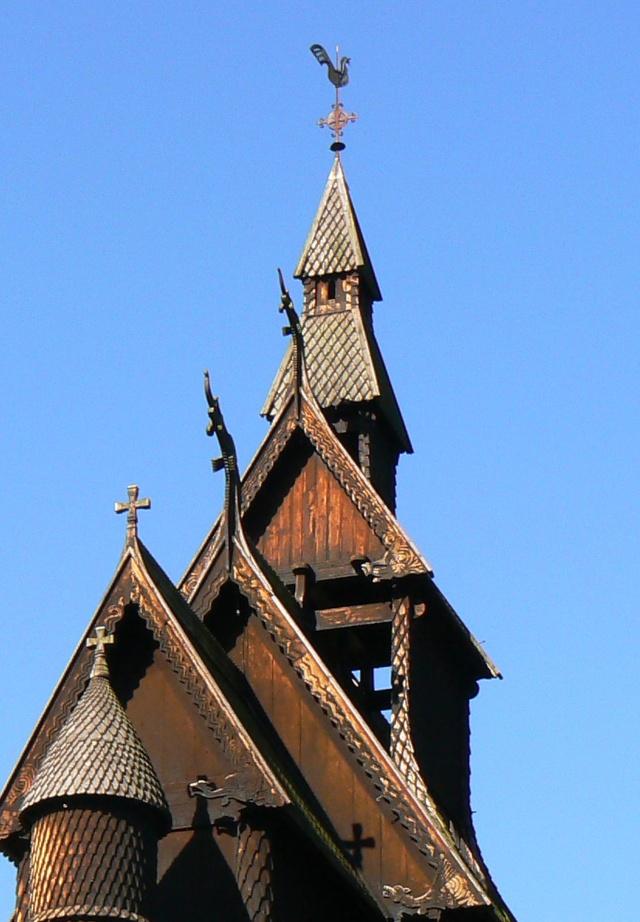"""Norvège : Les """"stavkirke"""", églises en """"bois debout"""", et secondairement bien d'autres aspects de ce magnifique pays et de sa culture... - Page 9 Hopper13"""