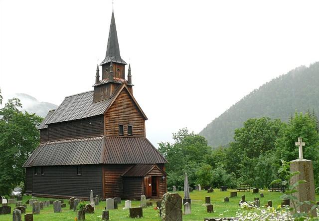 """Norvège : Les """"stavkirke"""", églises en """"bois debout"""", et secondairement bien d'autres aspects de ce magnifique pays et de sa culture... - Page 9 Kaupan13"""