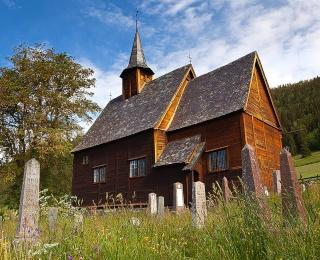 """Norvège : Les """"stavkirke"""", églises en """"bois debout"""", et secondairement bien d'autres aspects de ce magnifique pays et de sa culture... - Page 9 Lomen_12"""