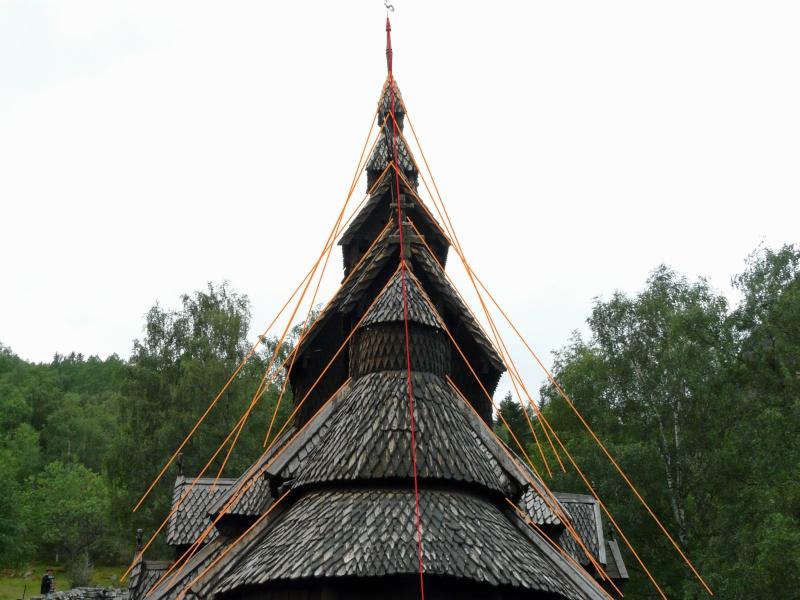 """Norvège : Les """"stavkirke"""", églises en """"bois debout"""", et secondairement bien d'autres aspects de ce magnifique pays et de sa culture... P1040815"""