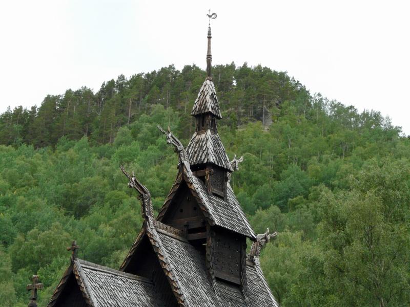 """Norvège : Les """"stavkirke"""", églises en """"bois debout"""", et secondairement bien d'autres aspects de ce magnifique pays et de sa culture... P1040816"""