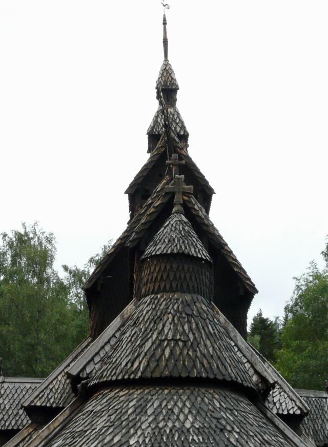 """Norvège : Les """"stavkirke"""", églises en """"bois debout"""", et secondairement bien d'autres aspects de ce magnifique pays et de sa culture... - Page 9 P1040823"""