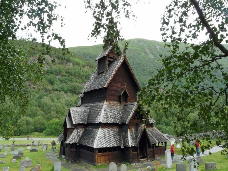 """Norvège : Les """"stavkirke"""", églises en """"bois debout"""", et secondairement bien d'autres aspects de ce magnifique pays et de sa culture... P1040912"""