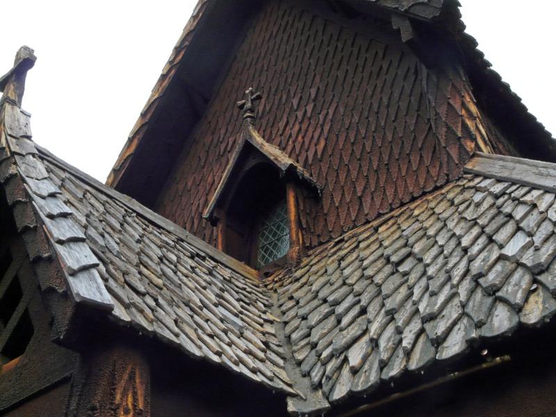 """Norvège : Les """"stavkirke"""", églises en """"bois debout"""", et secondairement bien d'autres aspects de ce magnifique pays et de sa culture... P1040916"""