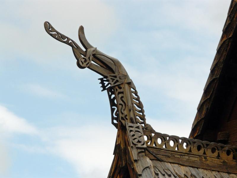 """Norvège : Les """"stavkirke"""", églises en """"bois debout"""", et secondairement bien d'autres aspects de ce magnifique pays et de sa culture... - Page 6 P1040923"""