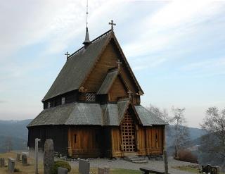 """Norvège : Les """"stavkirke"""", églises en """"bois debout"""", et secondairement bien d'autres aspects de ce magnifique pays et de sa culture... - Page 9 Reinli12"""