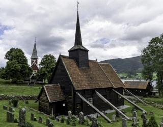 """Norvège : Les """"stavkirke"""", églises en """"bois debout"""", et secondairement bien d'autres aspects de ce magnifique pays et de sa culture... - Page 9 Ryadve12"""