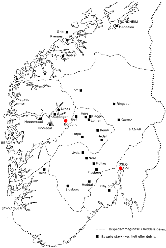 """Norvège : Les """"stavkirke"""", églises en """"bois debout"""", et secondairement bien d'autres aspects de ce magnifique pays et de sa culture... - Page 2 Stavki10"""