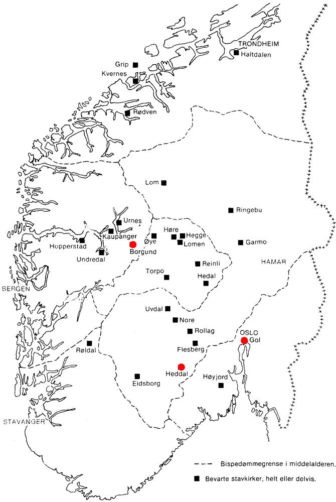 """Norvège : Les """"stavkirke"""", églises en """"bois debout"""", et secondairement bien d'autres aspects de ce magnifique pays et de sa culture... - Page 2 Stavki11"""