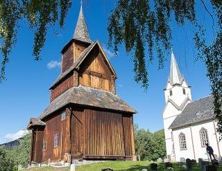 """Norvège : Les """"stavkirke"""", églises en """"bois debout"""", et secondairement bien d'autres aspects de ce magnifique pays et de sa culture... - Page 9 Torpo_11"""