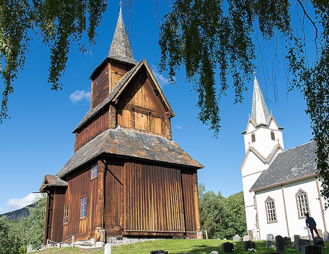 """Norvège : Les """"stavkirke"""", églises en """"bois debout"""", et secondairement bien d'autres aspects de ce magnifique pays et de sa culture... - Page 9 Torpo_13"""