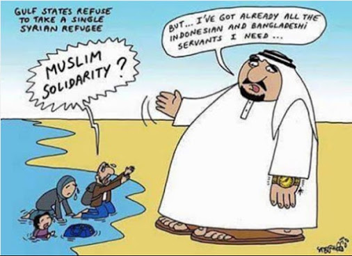 Satirical cartoons and stuff from around the world. Gulf_s10