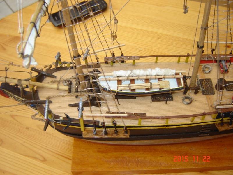 """Présentation du kit Bounty de Marine Models Company inc au 5/32""""  - Page 2 Dsc09412"""