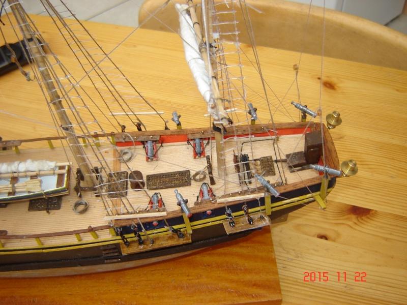"""Présentation du kit Bounty de Marine Models Company inc au 5/32""""  - Page 2 Dsc09413"""