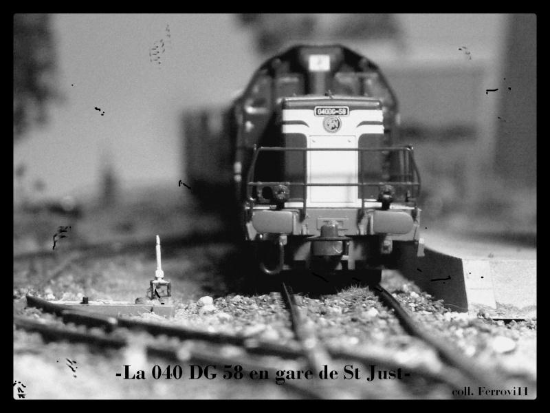 St Just sur Taude, petite gare Midi P1050211