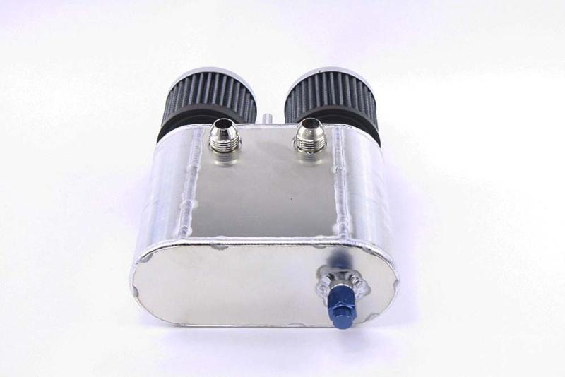 Récupérateur d' huile - Catch can oil - V6 3.5L _57_110