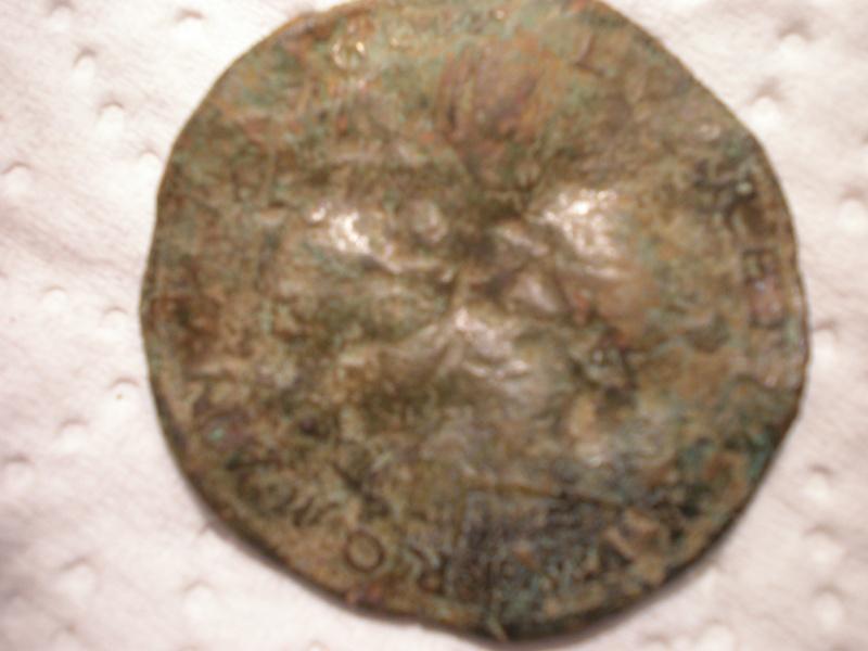 Encore une monnaie abimée à identifier 20160135