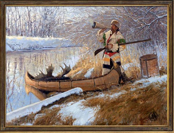 moose ,ou chasse à l'orignal The_mo11