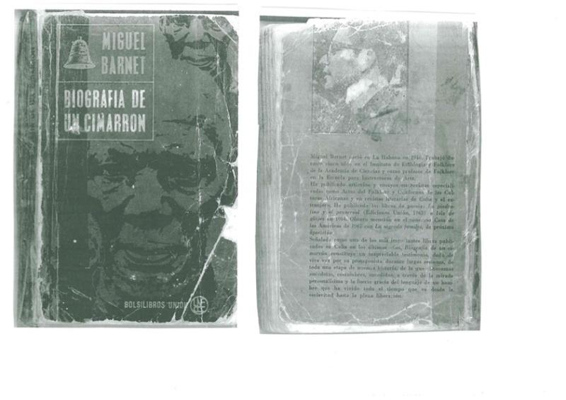Miguel Barnet [Cuba] - Page 2 Cimarr12