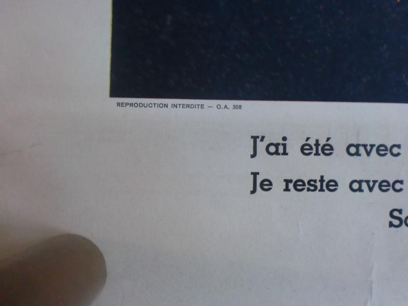 estimatif affiche régime Vichy Affich12
