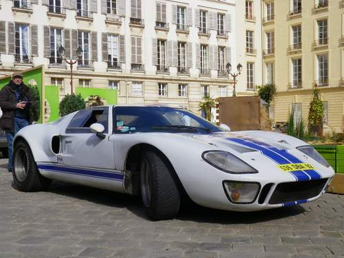 La FORD GT 40  - Page 2 2ever710