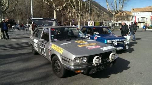 Rallye Monte Carlo Historique 2016 - Benoît/Stéphane - Page 12 Digne10
