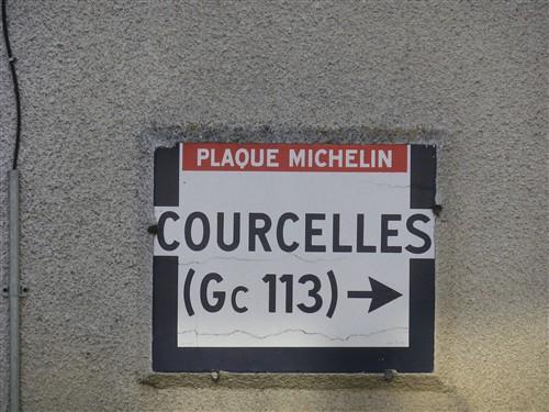 Panneaux MICHELIN, TCF, ACF ou autres Est20111